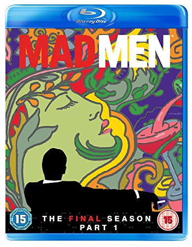 Mad Men Season 7 - Part 1 [Blu-ray] [UK Import]