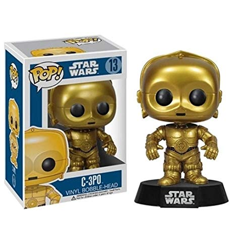Star Wars - Boneco Pop Funko C3PO #13 C-3PO