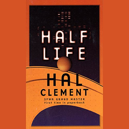 Half Life audiobook cover art