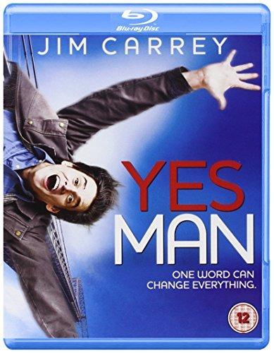 Yes Man [Edizione: Regno Unito] [Reino Unido] [Blu-ray]