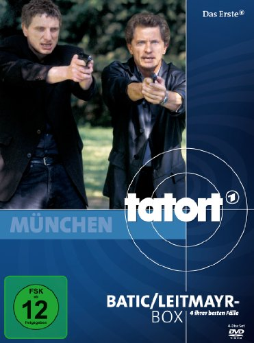Tatort - Batic & Leitmayr: Box 1 (4 DVDs)