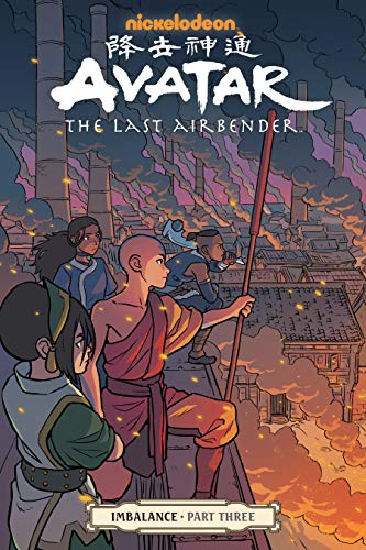 Avatar: The Last Airbender--Imbalance Part Three (Avatar: the Last Airbender - Imbalance Book 3) (English Edition)