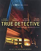 True Detective: Season 2 (BD + Digital HD) [Blu-ray]