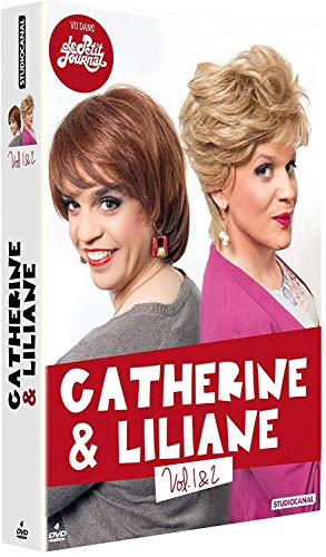 Catherine & Liliane-Vol. 1 & 2