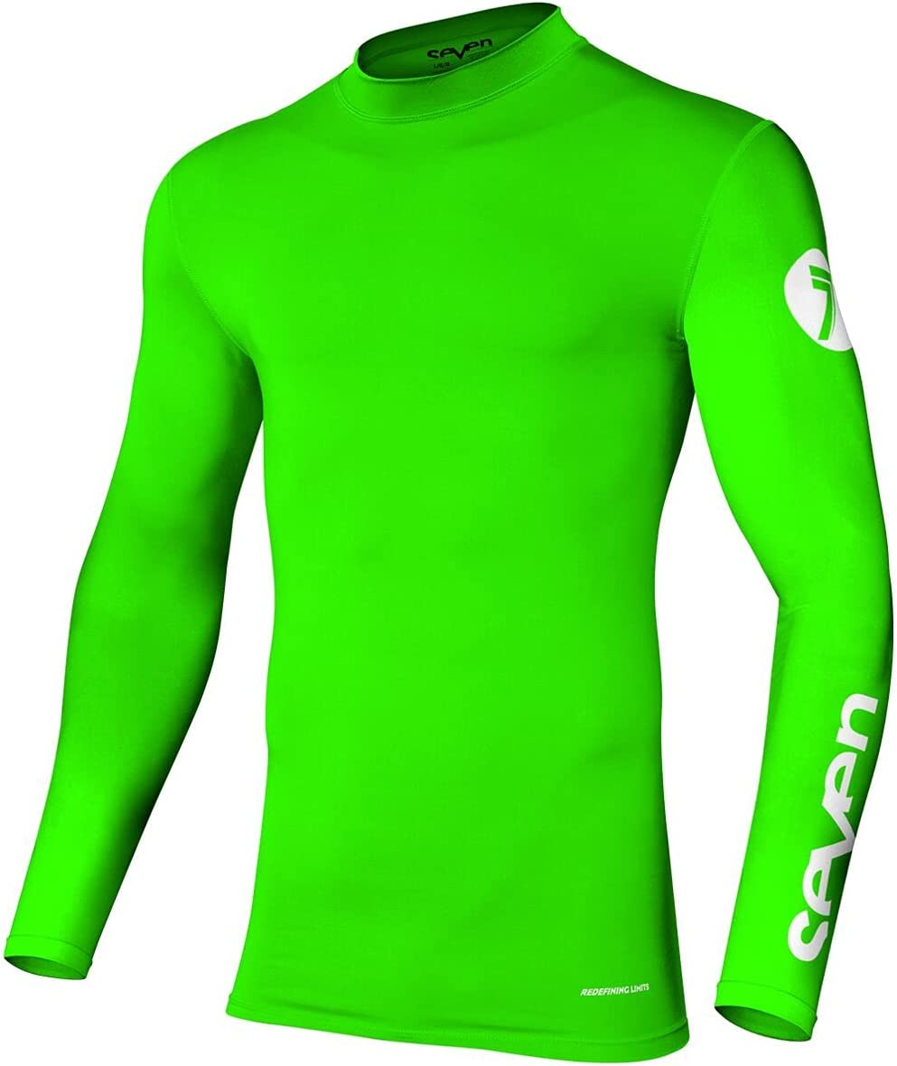 We OFFer at cheap prices Seven 2020 Zero Compression Jersey - Blade Medium FLO Special sale item Green