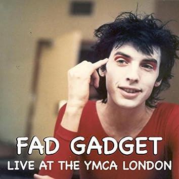 Fad Gadget Live At The YMCA London