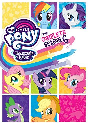 My Little Pony: Friendship is Magic - Season 6 (4 DVDs) [RC 1]