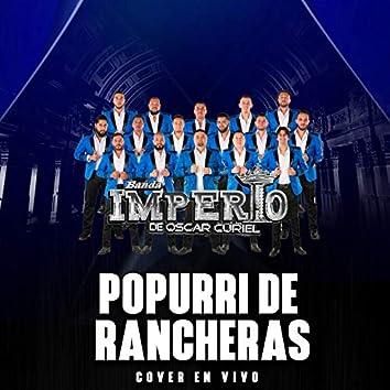 Popurrí de Rancheras (Cover En Vivo)
