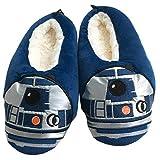 スモールプラネット スター・ウォーズ ルームシューズ R2-D2 ウインターアイテム [669606]