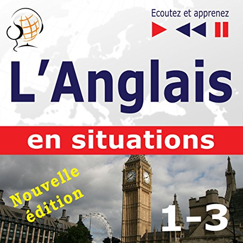 L'Anglais en situations - nouvelle édition - A Month in Brighton / Holiday Travels / Business English. 47 thématiques au niveau B1-B2 cover art