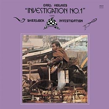 Investigation No. 1