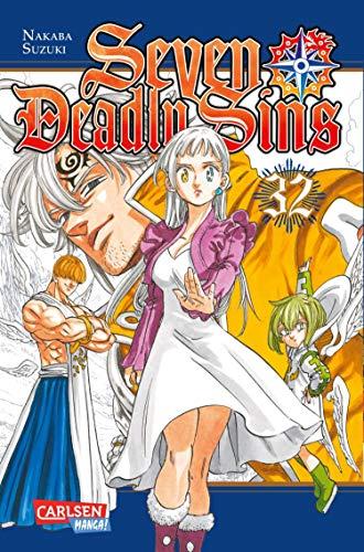 Seven Deadly Sins 32: Mittelalterliche Fantasy-Action mit Witz