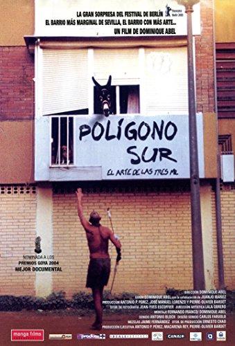 Poligono sur. el arte de las tresmil (DVD)