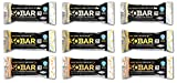 SOBAR Protein Bar Variety Pack of 9 – Designed for Drinking and Reduces Alcohol Absorption - No Sugar Alcohols, 12g Protein, 130 Calories Per Bar