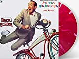 Pee-Wee's Big Adventure / Back To School - Exclusive Limited Edition Rebel Red Colored Vinyl LP #/500