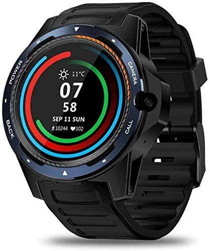 JSL Pulsera de reloj inteligente Thor de 5 bis-Chip Dual System 800 millones de píxeles de espera larga 2 + 16G Sport Fitness Tracker Exquisite/A-A