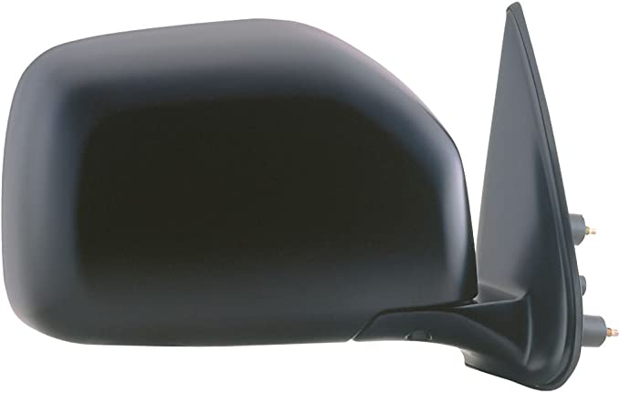 Foldaway Black Fit System Driver Side Mirror for Toyota Tacoma Manual