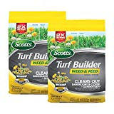 Scotts Turf Builder Weed and Feed 3 - 5,000 sq. ft., 2-Pack