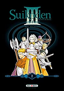 Suikoden III Complete edition Tome 2