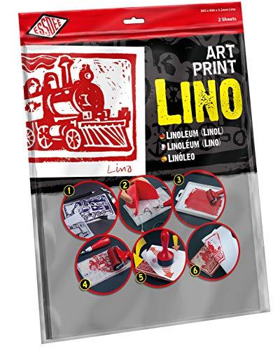 Arti Marziali Sims 3,2 / L5 400 x 300 x 3.2 mm Linoleum Stampa, 2 unità
