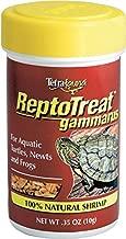 TetraFauna RetoTreat Gammarus Whole Shrimp Treat for Reptiles.35 oz