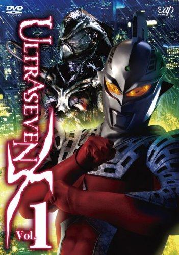 ULTRASEVEN X Vol.1 プレミアム・エディション [DVD]