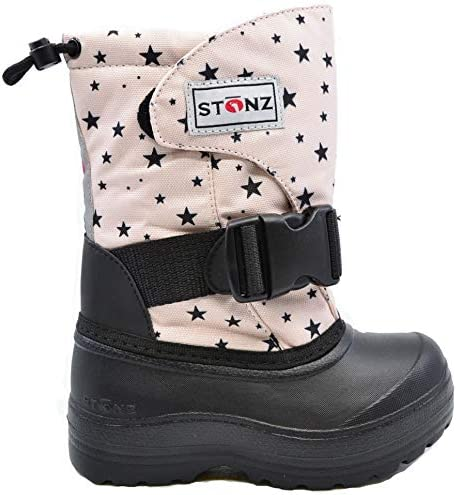 Stonz Trek Performance Snow Boot for Boys Girls Light Weight Insulated Non Slip Rugged Winter product image