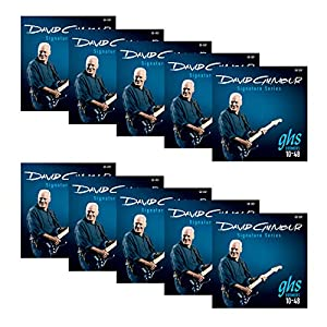 GHS GB-DGF David Gilmour Signature Electric Guitar String Review