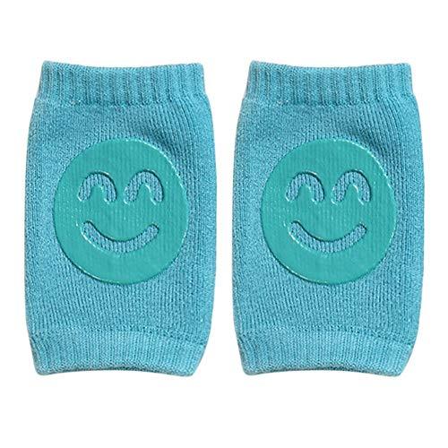 KONGZIR Codo antideslizante para niños y bebés, accesorios para bebés, rodilleras, protectores de seguridad, calentadores de piernas para niñas y niños (color: como en la imagen5)