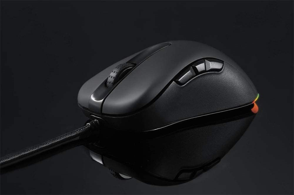 Gaming Mouse LED Manufacturer direct Recommended delivery Wired mice Professional RGB 6200DPI Espo Switch