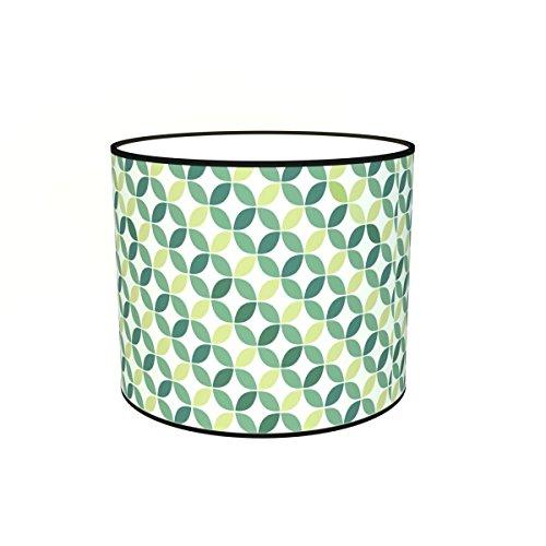 Abat-jours 7111308999224 Imprimé Fred Lampadaire, Tissus/PVC, Multicolore