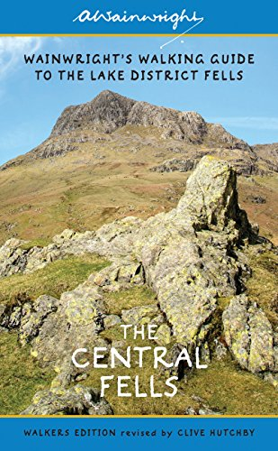 Wainwright's Illustrated Walking Guide to the Lake District Book 3: The Central Fells (Wainwright Walkers Edition)