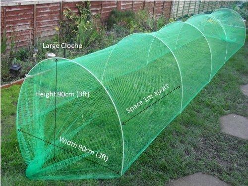 easynets Flexible Large Garden Cloche (3m)