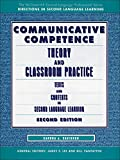 COMMUNICATIVE COMPETENCE: THEORY AND CLASSROOM PRACTICE