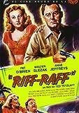 Cine Negro RKO: Riff-Raff - Edición Especial (+ Libreto Exclusivo De 24 Páginas) [DVD]