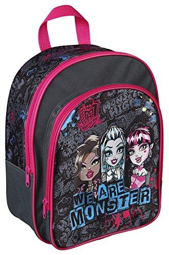 Undercover MHCP7601 Rucksack mit Vortasche Monster High, ca. 30 x 23 x 9 cm