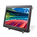 ELECROW 2K Portable Monitor 10.1 Inch Portable Display Raspberry Pi Screen IPS 2560x1600 QHD with HDMI DP Port Compatible with Raspberry Pi Windows PC Game Console