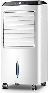 zhuge Ventilador De Aire Acondicionado De Gran Volumen De Aire, Tanque De Agua Grande De 10L, Enfriadores De Aire De Agua, para Hogar/Dormitorio, Ventilador Frío Caliente