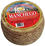Manchego Reserve (Extra Aged) - Whole Wheel (7 pound)