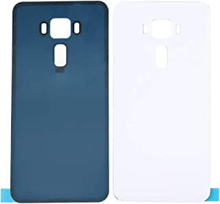 YUANSHIHUI 5.5 inch Glass Back Battery Cover for ASUS ZenFone 3 / ZE552KL Mobile Phone Protection Case Cover