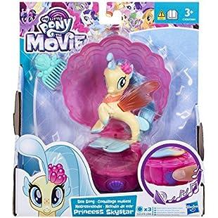 My Little Pony C1835ES0 the Movie Princess Skystar Sea Song Figure