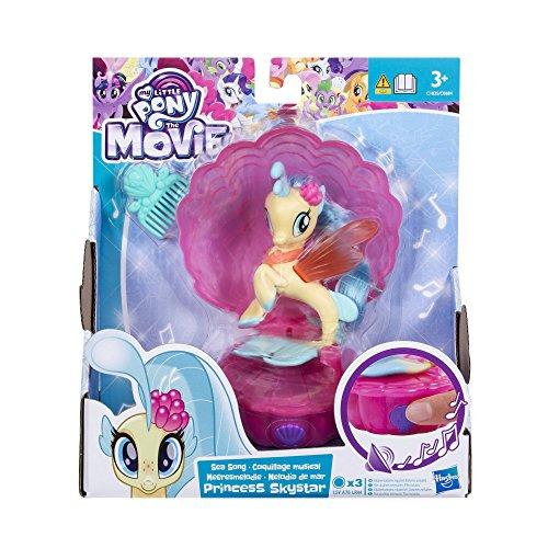 Hasbro C1835 1pieza(s) Multicolor Chica - Figuras de Juguete para niños (Multicolor, 3 año(s), Chica, Dibujos Animados, Animales, My Little Pony)