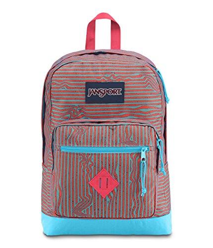 Jansport 31 Ltrs Disruption School Backpack (JS00T29A33R)
