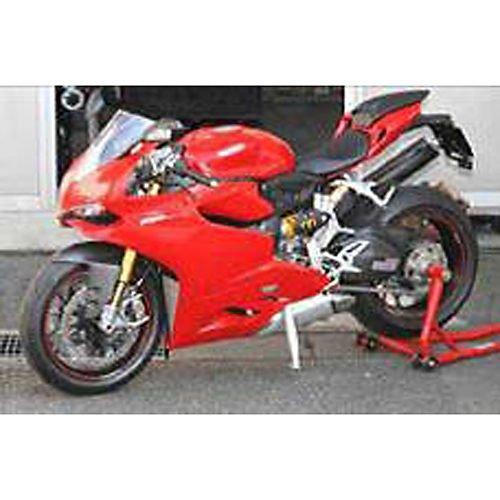 タミヤ 1/12 オートバイシリーズ No.129 ドゥカティ 1199 パニガーレS プラモデル 14129