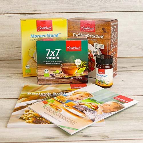 StarterSet Basische Ernährung von Jentschura - mit Infos