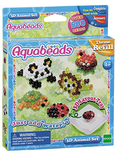 Aquabeads - 79218 - 3D Tier Set