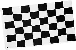 Tischläufer Zielflagge Rennflagge 5m x 30 cm Mottoparty Tischdeko 1,4 € // 1 m