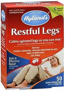 Hylands, Restful Legs, 50 Tablets