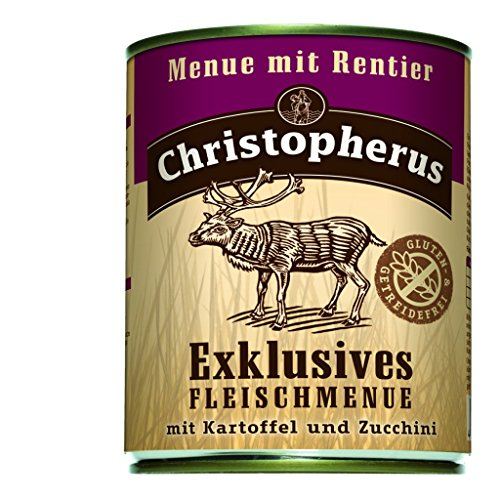Allco | Christopherus Menü mit Wildschwein | 6 x 800 g