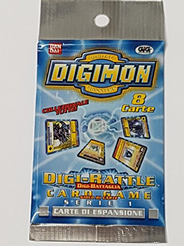 Digimon Battle Game Carte